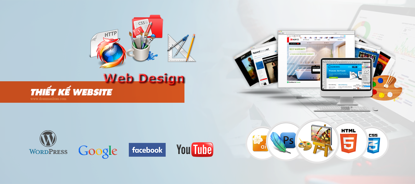 Dịch vụ thiết kế website chuyên nghiệp